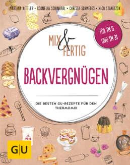 Mix & Fertig Backvergnügen - Buch (Hardcover)