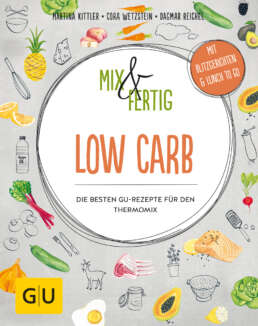 Mix & Fertig Low Carb - Buch (Hardcover)