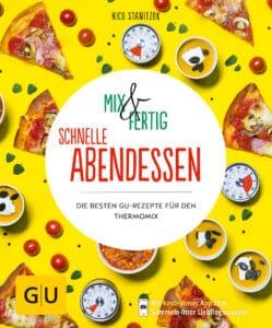 Mix & Fertig – schnelle Abendessen - Buch (Softcover)