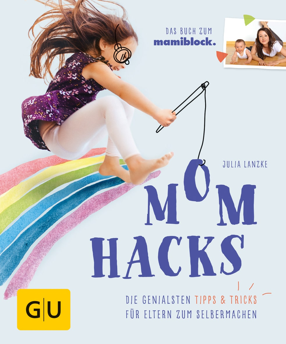 Mom Hacks - Buch (Softcover)
