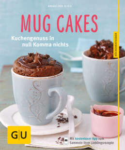 Mug Cakes - Buch (Softcover)