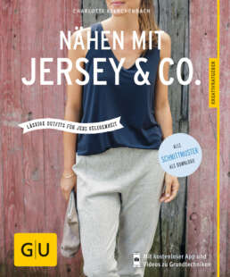 Nähen mit Jersey & Co - Buch (Softcover)