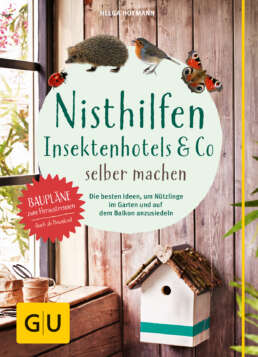 Nisthilfen, Insektenhotels & Co. selber machen - Buch (Softcover)