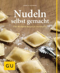 Nudeln selbst gemacht - Buch (Hardcover)