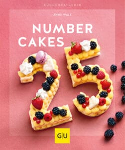 Number Cakes - Buch (Softcover)