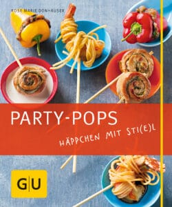 Party-Pops - Buch (Softcover)