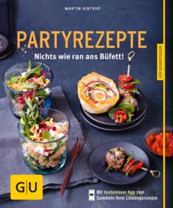 Partyrezepte - Buch (Softcover)