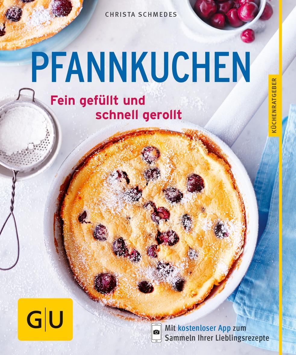 Pfannkuchen - Buch (Softcover)