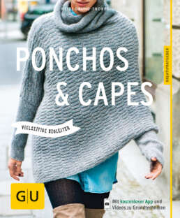 Ponchos und Capes stricken - Buch (Softcover)