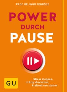 Power durch Pause - Buch (Softcover)