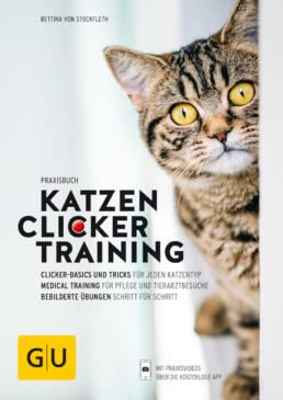 Praxisbuch Katzen-Clickertraining - Buch (Softcover)