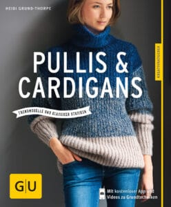 Pullis & Cardigans - Buch (Softcover)