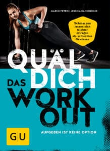 Quäl dich – Das Workout - Buch (Softcover)