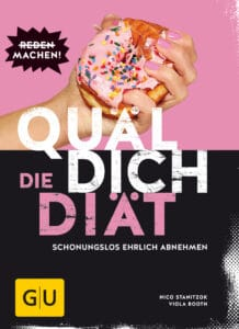 Quäl dich – die Diät - Buch (Softcover)