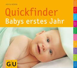Quickfinder Babys erstes Jahr - Buch (Softcover)