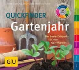 Quickfinder Gartenjahr - Buch (Softcover)