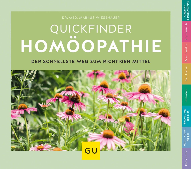 Quickfinder Homöopathie - Buch (Softcover)