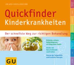 Quickfinder Kinderkrankheiten - Buch (Softcover)