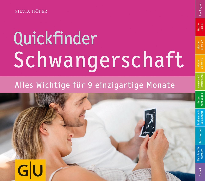 Quickfinder Schwangerschaft - Buch (Softcover)