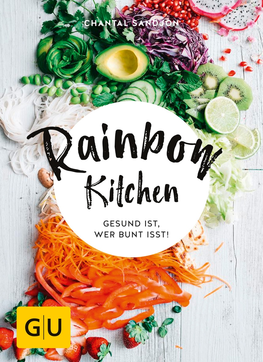 Rainbow Kitchen - Buch (Softcover)