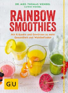 Rainbow Smoothies - Buch (Softcover)