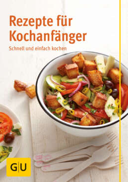 Rezepte für Kochanfänger - E-Book (ePub)