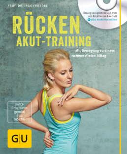 Rücken-Akut-Training (mit DVD) - Buch