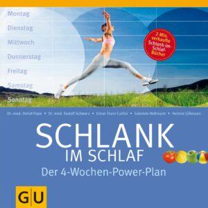 Schlank im Schlaf. Der 4-Wochen-Power-Plan - Buch (Softcover)