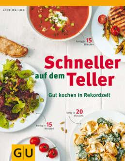 Schneller auf dem Teller - Buch (Softcover)