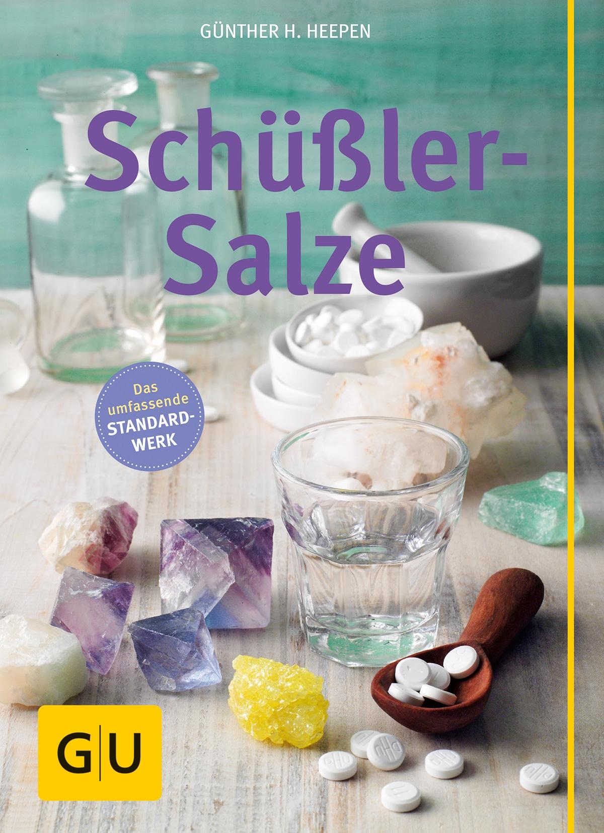 Schüßler-Salze - Günther H. Heepen - GU Online-Shop