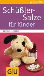 Schüßler-Salze für Kinder - Buch (Softcover)