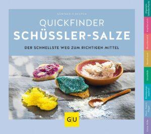 Schüßler-Salze, Quickfinder - Buch (Softcover)