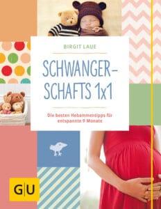Schwangerschafts 1x1 - Buch (Softcover)