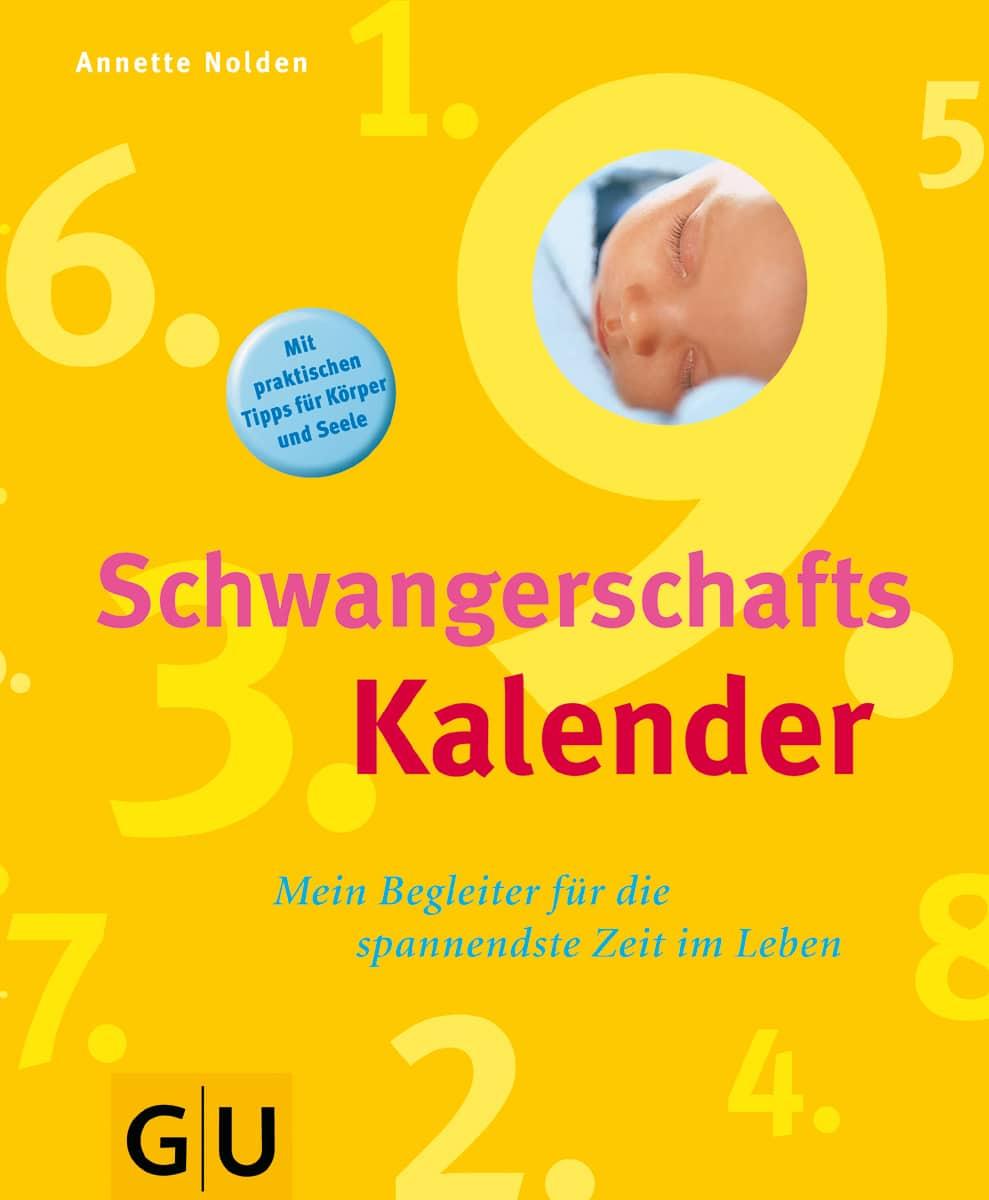 Schwangerschaftskalender - Buch (Hardcover)