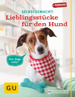 Selbstgemacht! Lieblingsstücke für den Hund - Buch (Softcover)
