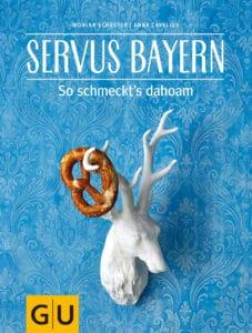 Servus Bayern - Buch (Hardcover)