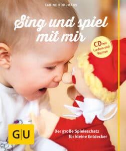 Sing und spiel mit mir (mit CD) - Buch