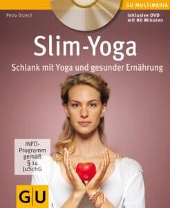 Slim-Yoga mit DVD - Buch
