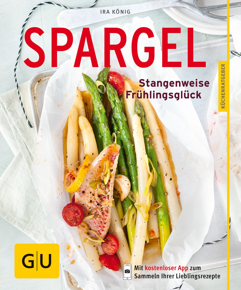Spargel - Buch (Softcover)
