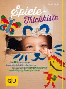 Spiele-Trickkiste - Buch (Hardcover)