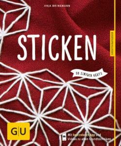 Sticken - so einfach geht's - Buch (Softcover)