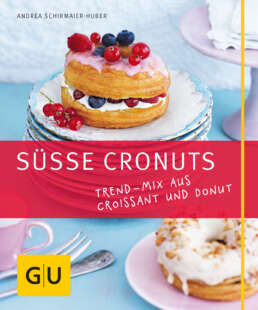 Süße Cronuts - Buch (Softcover)
