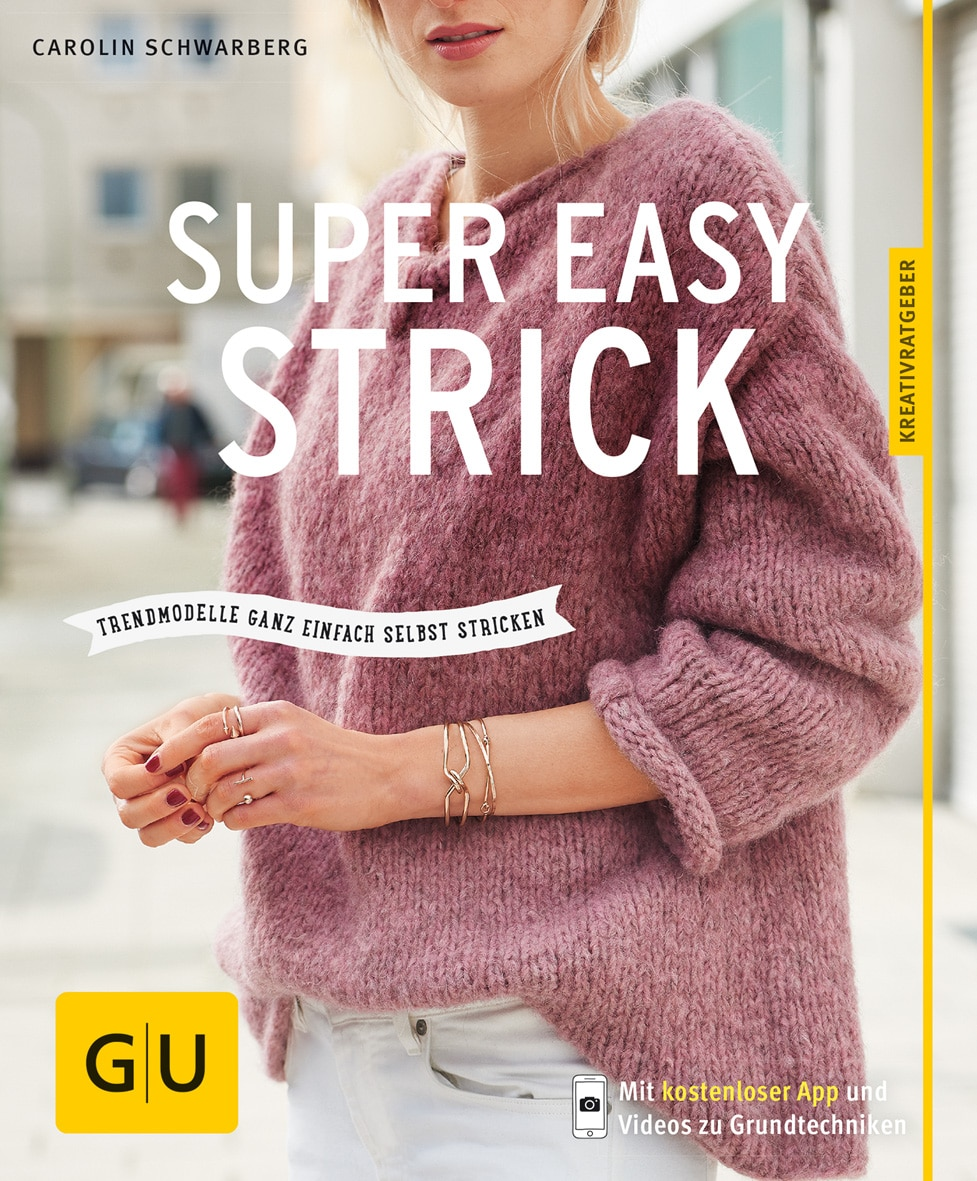 Super easy strick - Buch (Softcover)