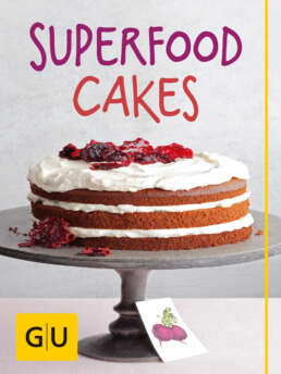 Superfood Cakes - E-Book (ePub)