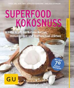 Superfood Kokosnuss - Buch (Softcover)