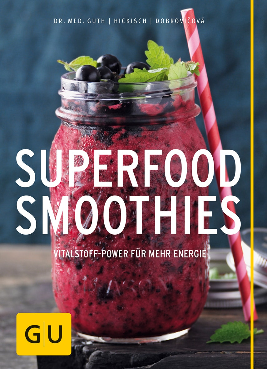 Superfood-Smoothies - Buch (Softcover)
