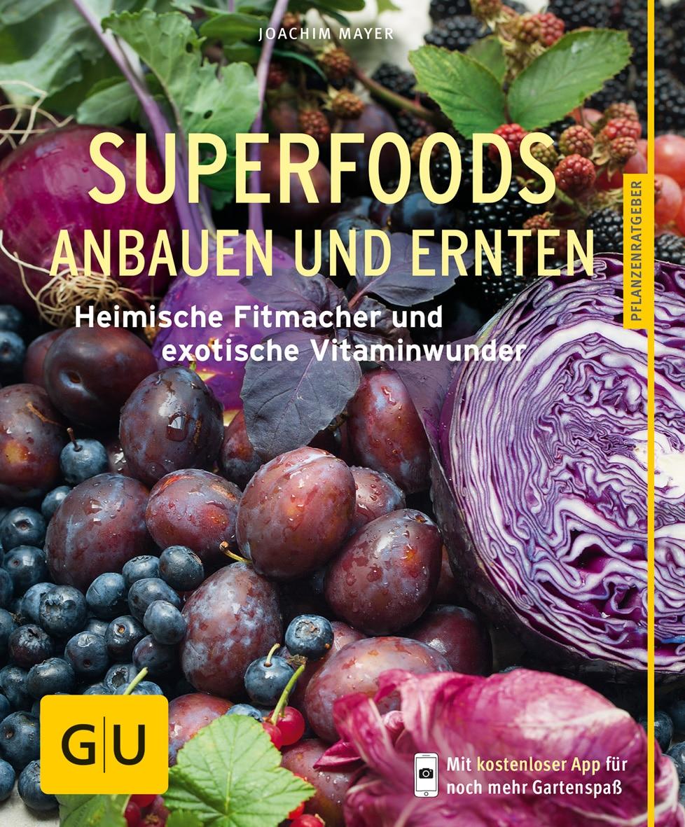 Superfoods anbauen und ernten - Buch (Softcover)