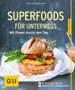 Superfoods für unterwegs - Buch (Softcover)