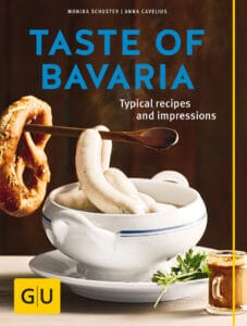 Taste of Bavaria - Buch (Hardcover)