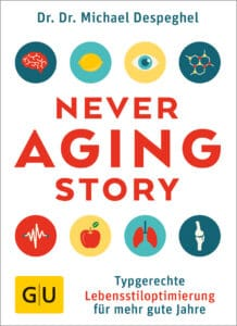 The Never Aging Story - Buch (Softcover)